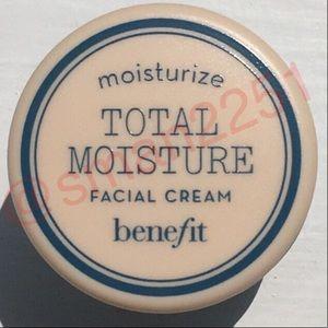 🔝5 for $25!💚Benefit Total Moisture Facial Cream